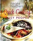 WEIGHT WATCHERS Quick Cooking Busy People Healthy Recipes Weight Loss Cookbook