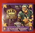 2017 Crown Royale Football Retail Sealed Unopened Box