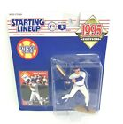 1995 Mike Piazza starting lineup Baseball figure card LA Dodgers MLB Collectible