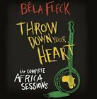 Fleck Throw Down Your Heart Complete Africa Sessions New CD With DVD