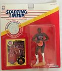 NEW Thomas 91 Kenner Starting Lineup Figure/Card/Coin Detroit Pistons Basketball