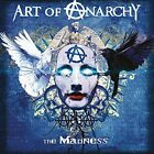 Art Of Anarchy-The Madness (UK IMPORT) CD NEW