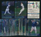 Topps Finest Baseball Design History and Visual Timeline 50