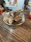WM Bounds Ltd Nutmeg Pepper Spice Grinder Made Third Planet from the Sun USA