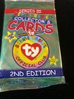 BEANIE BABIES COLLECTORS CARDS 1999  2nd Edition Series III