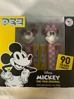 Disney Parks Mickey Mouse 90th The True Original Pez Dispenser Minnie LIMITED A2