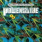 New Riders Of The Purple Sage-Powerglide (1CD) (UK IMPORT) CD NEW