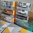 die cast model 143 TINY Hobby Hong Kong Vehicles Police Fire Ambulance