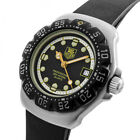 TAG HEUER PROFESSIONAL FORMULA 1 LIME-BLACK WR-200M SWISS MADE LUXUS UHR 376.508