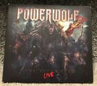 Powerwolf The Metal Mass Live CD 2016 digipack Napalm Records
