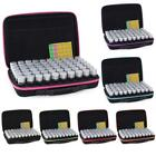 60 Slots Diamond Painting Tool Box Embroidery Geometric Jewelry Storage Case Bag