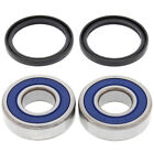New All Balls Racing Wheel Bearing Kit 25-1548 For TM SMR 125 09