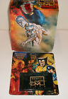 1996 Marvel Masterpieces Blister Packs (box & packs only, no cards included).