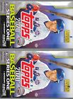 2020 TOPPS SERIES 1 FACTORY SEALED HOBBY 2 BOX LOT WITH 2 Silver Packs ALVAREZ?