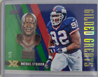 Michael Strahan Cards, Rookie Cards and Autographed Memorabilia Guide 13