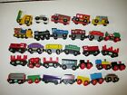 Thomas & Friends Brio Compatible Wooden Trains & Vehicles Lot