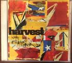 Living With A God Complex Harvest~RARE OOP 1997 Hardcore Rock Metalcore CD
