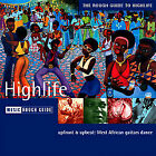 VARIOUS Rough Guide To Highlife CD 15 Track (RGNET1102CD) UK World Music Netwo