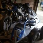 DERBI GPR50 GPR 50 YEAR 2001, Front And Rear Wheels And Swing arm,