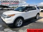 2015 Ford Explorer XLT White for $19000 dollars