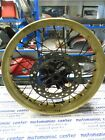 Honda nx650 Dominator rear wheel rim hub brake disc disk nx500 nx650l nx 650