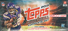 2013 Topps Football Factory Sealed RETAIL Set with 5 Exclusive Rookie Variations