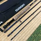 SAGE Xi3 890 4 90 8 4Piece Fly Rod Fishing with Case