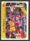 Hakeem Olajuwon Rookie Card Guide and Checklist 11
