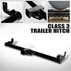 CLASS 3 TRAILER HITCH RECEIVER REAR BUMPER TOW KIT 2 V2 97 06 JEEP WRANGLER TJ