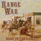 Range War - Home On The Range (CD 2017) US Release; No Barcode