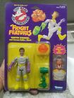 1986 Kenner The Real Ghostbusters Fright Features Winston Zeddmore w Protective