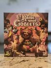 Raise Your Goblets Board Game by CMON Near Mint  Complete Out of Print  Rare