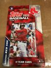 2020 Topps Baseball Factory Team Set Cards 18