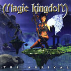 MAGIC KINGDOM The Arrival CD (Power Metal) feat. IRON MASK members