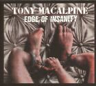 Tony MacAlpine - Edge of Insanity ( CD 2010 ) NEW / SEALED