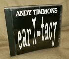 ANDY TIMMONS danger danger solo cd EAR X-TACY free US shipping