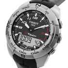 TISSOT T-TOUCH EXPERT TITANIUM SMART-WATCH GMT ALARM CHRONOGRAPH BARO/THERMO UHR