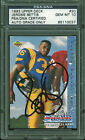 Jerome Bettis Cards, Rookie Cards and Autographed Memorabilia Guide 60