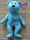 TY Beanie Baby MASSACHUSETTS with tag protector Brand New 1st Class Shipping