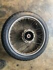 1975 Honda CB125 Rear Wheel 17