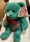 Ty Beanie Baby - HARK the Green Angel Bear (6.5 Inch) With Faded Tag
