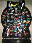 GOODYEAR ROLLING Car CARRY STORAGE CASE With 61 Hot Wheels Cars Holds 78 Cars