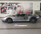 Ford FORD GT 19  20 HRE Wheels P101 Forged Satin Black 2005 2006