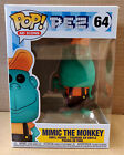Funko POP AD ICONS PEZ MIMIC THE MONKEY #64 - Brand New