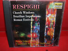 Respighi: Church Windows Brazilian Impressions - CD