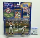 Greg Maddux Signed Cubs/Braves Baseball Starting Lineup