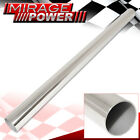 25X4 Long Straight Pipe T304 Stainless Steel 14 Gauge Downpipe Exhaust