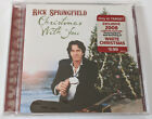 RICK SPRINGFIELD Christmas With You CD Sealed NEW 2008 Target Ltd Edition 43737