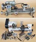 LOT of Emco Unimat 3 Lathe & SL DB200 Lathe with accessories Austria