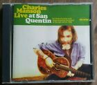 Charles Manson: Live at San Quentin CD (Grey Matter Records, 1996)